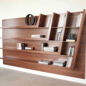 V Bookshelf